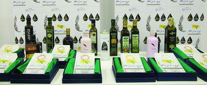 Awarding Oilmalva